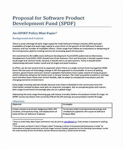 product development proposal template product proposal With product development proposal template