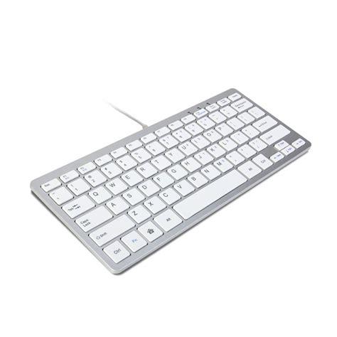 ultra slim keyboard for 2 3 4 gmyle mini ultra slim wired usb keyboard for windows pc