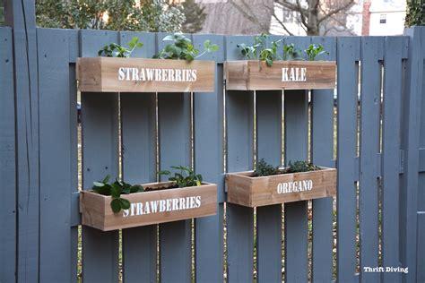 how to make a hanging l how to make a hanging fence garden sponsored by kilz