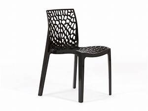 chaise plastique salle a manger table de lit With meuble salle À manger avec chaise plastique salle À manger