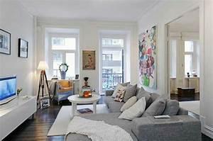 Graue Couch Wohnzimmer : wohnzimmer gestahltung ~ Michelbontemps.com Haus und Dekorationen
