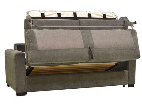 canap soflit conforama canapé convertible 2 5 places en tissu soflit 2 coloris