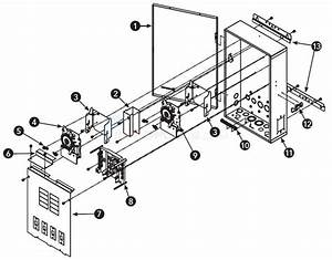 T40000r Series Control Panels Parts