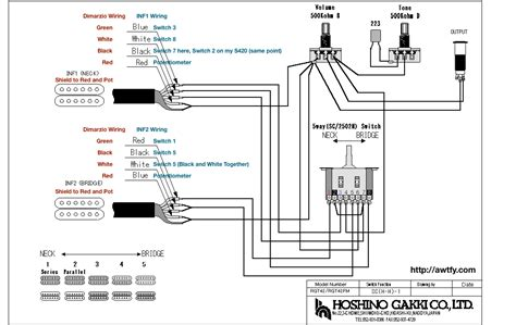 An Schematic 3 Wire Wiring Diagram by Pin On Ibanez 7 String Rg Wiring