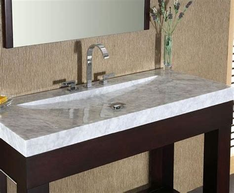 homethangscom has introduced a guide to integrated stone