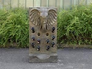 Weinregal Aus Stein : weinregal aus naturstein elefantenkopf ~ Sanjose-hotels-ca.com Haus und Dekorationen