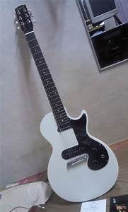Gibson Melody Maker Worn White  My First Gibson