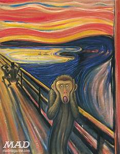 123 best Art Parodies- The Scream images on Pinterest ...