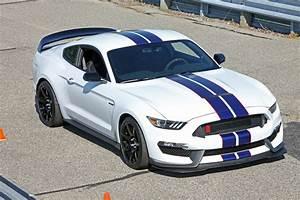 Shelby GT350R Mustang at Grattan Raceway - Motor Trend WOT