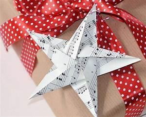 Comment Faire Une Etoile : origami no l comment faire des toiles origami d coratives ~ Nature-et-papiers.com Idées de Décoration