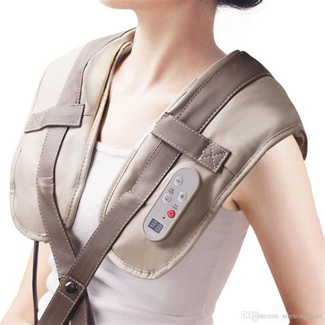 SKG Powerful Neck And Shoulder Tapping Massager Electric
