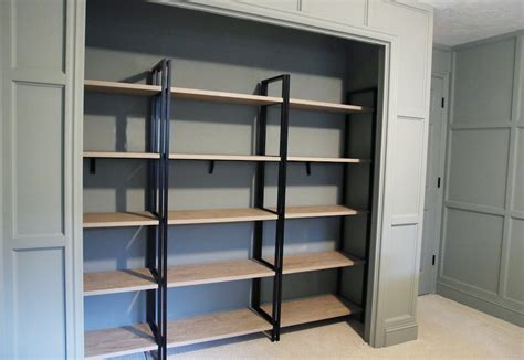 Closet Bookcase by Using Bookcases In A Bedroom Closet Chris