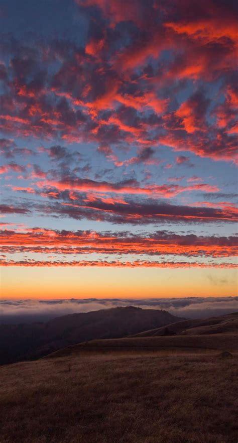 scenery sky sunset wallpapersc iphones