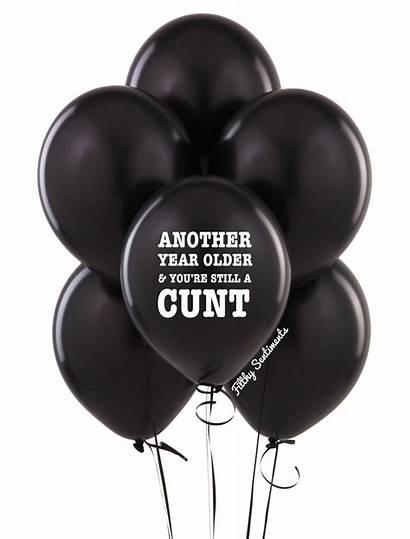 Balloons Birthday Happy Party Funny Fucking Pack