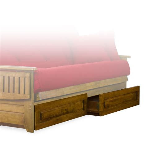 wooden futon arden wood futon frame set armless u s a futon