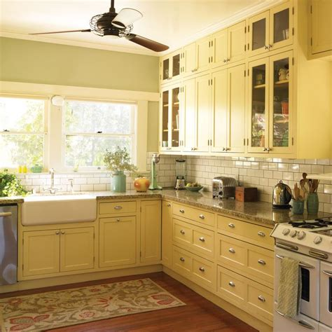 kitchen yellow paint colors 111 best images about kitchen inspiration on 6582