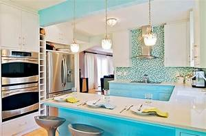 decorating with a caribbean influence With kitchen colors with white cabinets with cute stickers for photos