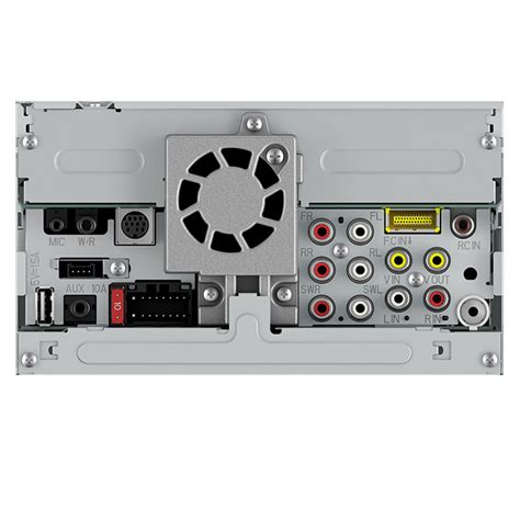 Multimedia Dvd Receiver With 6.2