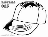 Coloring Pages Baseball Hat Cap Printable Boys Mlb Colouring Sheets Bubble Hats Colour Letter Caps Boy Fired Letters Getcoloringpages Books sketch template