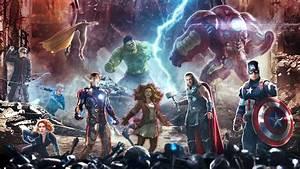 Avengers Desktop Wallpapers HD