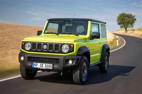 2019 Suzuki Jimny by 2019 Suzuki Jimny Review And They Called It Puppy