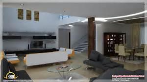Beautiful contemporary home designs - Kerala home design