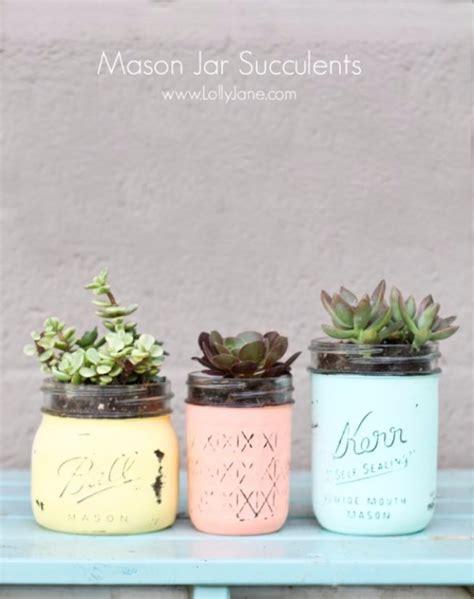 fabulous mason jar diys    summer