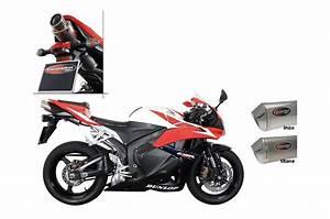 Pieces Moto Honda : silencieux scorpion stealth inox honda cbr600rr 09 12 street moto piece ~ Medecine-chirurgie-esthetiques.com Avis de Voitures