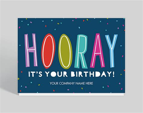 Hooray Birthday Card, 1023913 Usb Business Card Alibaba Template Eye Visiting Stickers Cards To Print Download Stylish Dark 10 Up Indesign Transparent