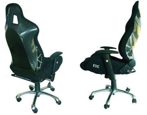siege de bureau sport un siège baquet en guise de fauteuil de bureau à découvrir