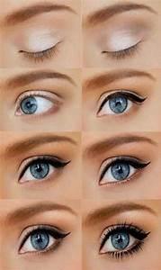 Everyday eye makeup   Hair/nails/makeup   Pinterest
