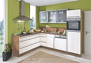 L Küche Mit Elektrogeräten : magnolie wildeiche l k che f r nur 2999 hochwertige k chen f r lau ~ Bigdaddyawards.com Haus und Dekorationen