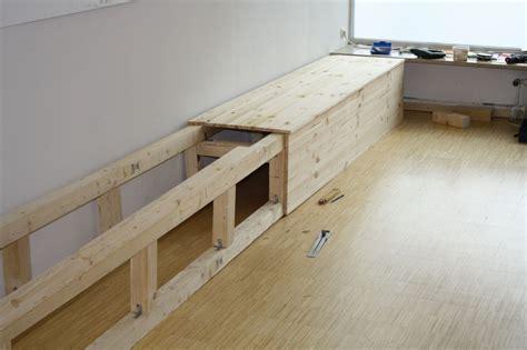 Garten Eckbank Selber Bauen by Wenn Stauraum Braucht Bauanleitung Zum Selberbauen 1 2