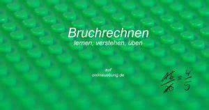 Brüche Online Berechnen : mathe bruchrechnen lernen und verstehen ~ Themetempest.com Abrechnung
