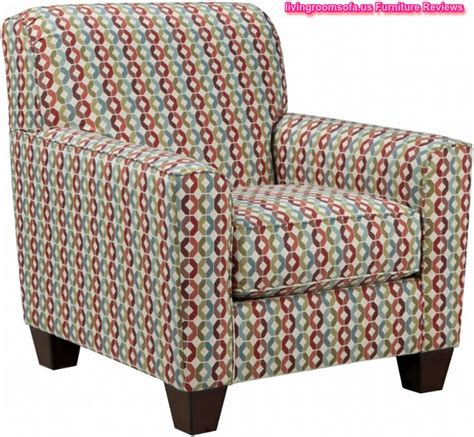 multi color accent arm chair