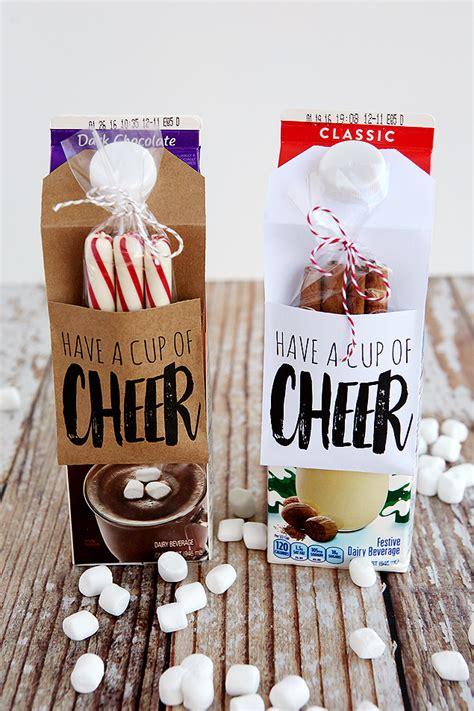 cup  cheer gift idea eighteen