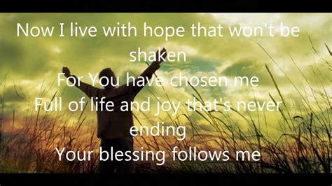 I Am Blessed Newday Worship Youtube