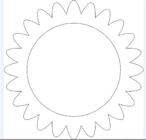 sunflower template tissue paper sunflower