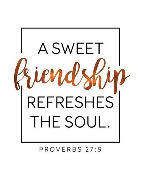 ad  sweet friendship refreshes  soul life