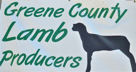 Greene County Lamb Producers To Hold Banquet