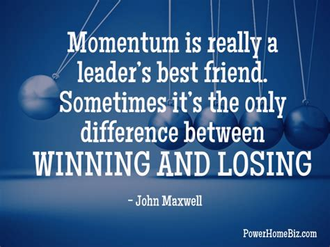 Creating Momentum to Achieve Success in Your Business ...