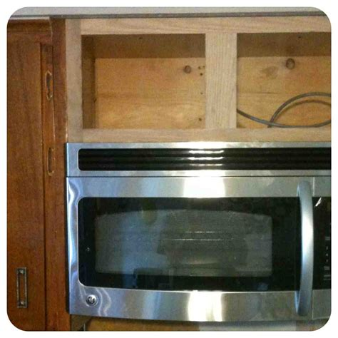 how to hang a microwave under a cabinet over microwave cabinet home furniture design