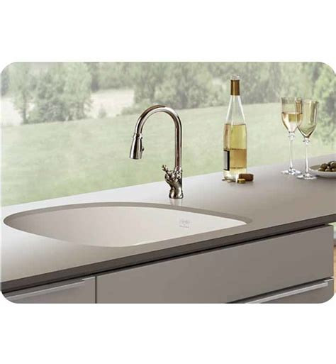 fireclay undermount kitchen sink franke prk11021mw prestige single basin undermount