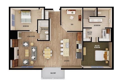 floor planner floorplans chateau waters st cloud mn