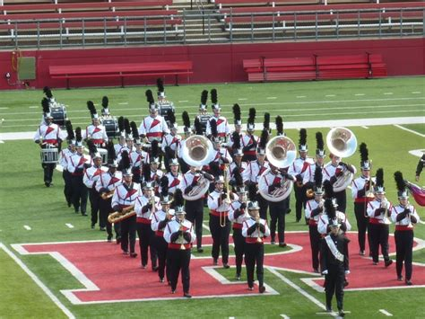 chs marching band competes nj state championship village green