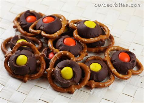 easy fall treats easy halloween party food our best bites