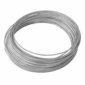 OOK 14-Gauge x 100 ft Galvanized Steel Wire-50142 - The