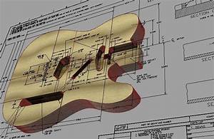 Printable Guitar Template Pdf  - Page 9