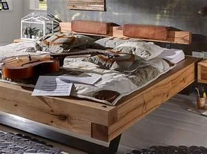 Doppelbett Selber Bauen Ideen : bett aus eiche balken heavy sleep pickupm b pinterest bett m bel und bett holz ~ Markanthonyermac.com Haus und Dekorationen