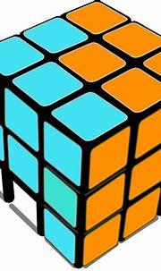 Rubiks Cube White Pro Clip Art at Clker.com - vector clip ...